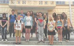 Besuch im Zwickauer Rathaus