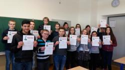 Französischolympiade der Klassen 8