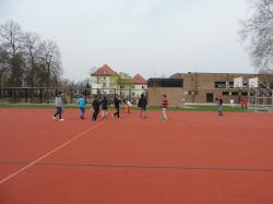 Kinderfu�balltag 2014