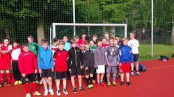 Kinderfu�balltag 2015