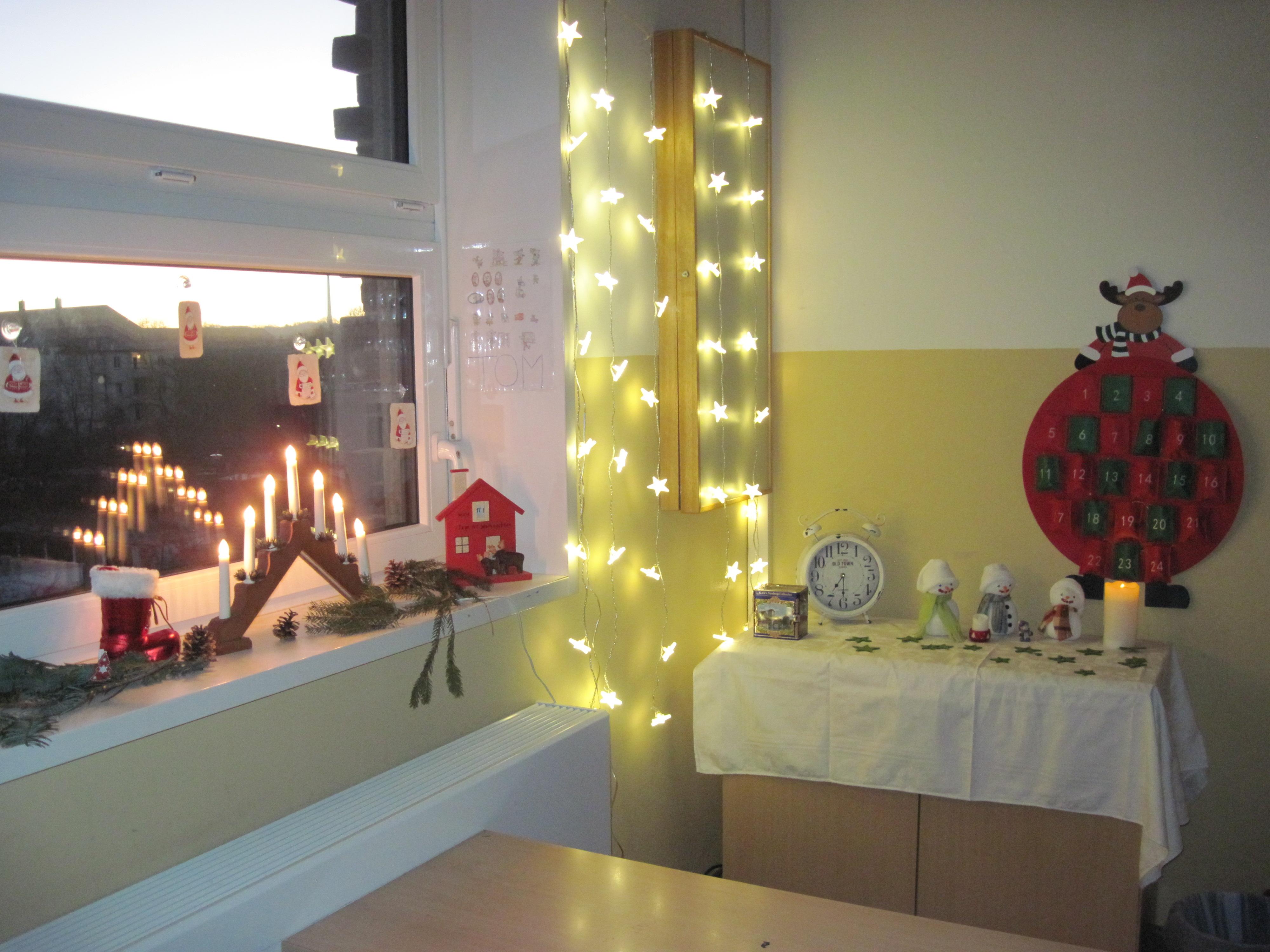 Schoenstes Weihnachtszimmer